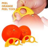 Open orange peeler little mouse shaped implement kitchenware tool  knife fruits tools and lazy tool orange juicer