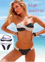 push up bathing suit triangl bikini brazilian brasileiro swimsuit biquini bikinis swimwear women black and white beach wear