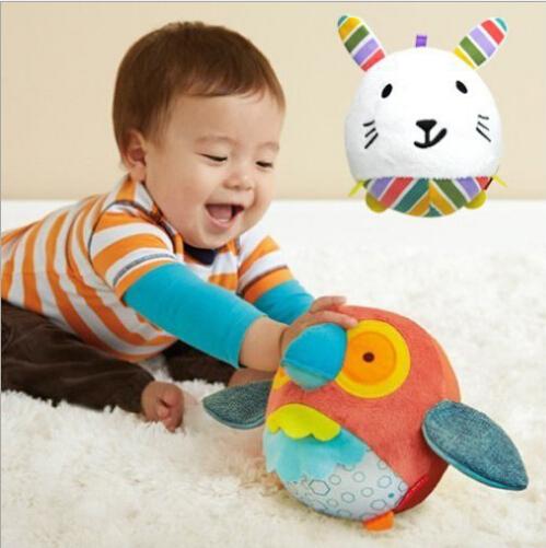 Детская плюшевая игрушка OEM Owl, Monkey, Parrot, Sheep, Rabbit детская плюшевая игрушка oem angel 003