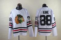 NEW 2014 Chicago Blackhawks #88 Patrick Kane White 2015 Winter Classic Stitched NHL Jersey