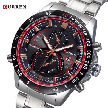 Мужские часы стильные повседневние мужские часы мужские роскошные часы спортивные кварцовые часы мужские часы