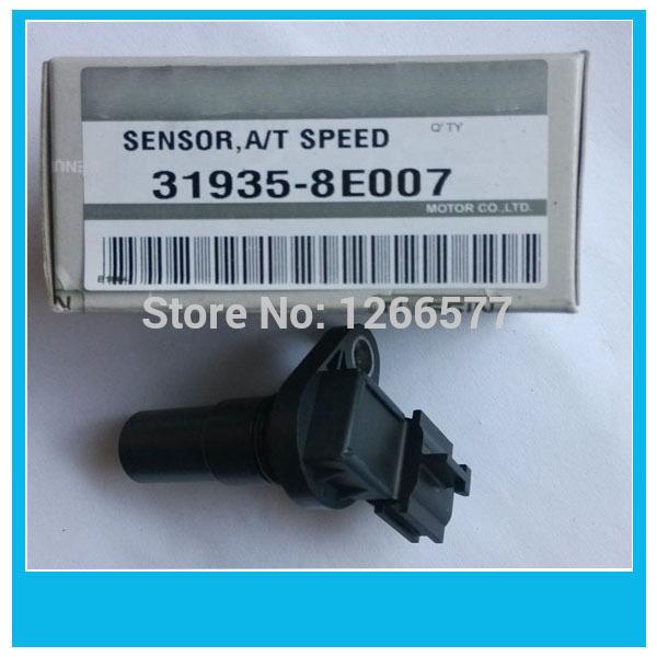 Auto CVT Transmission Speed Sensor For Nissan Altima Maxima G4T07581A 31935-8E007(China (Mainland))