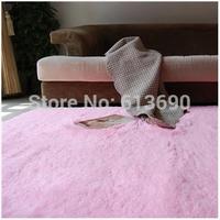Carpet  pink  mats   M 6  elastic wire carpet  living room carpet  bedroom carpet
