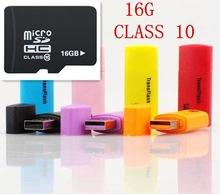Free Shipping Consumer Electronics Accessories Parts 8G TF Memory Card  micro SD Memory Card + SD Adapter + TF Card Readers