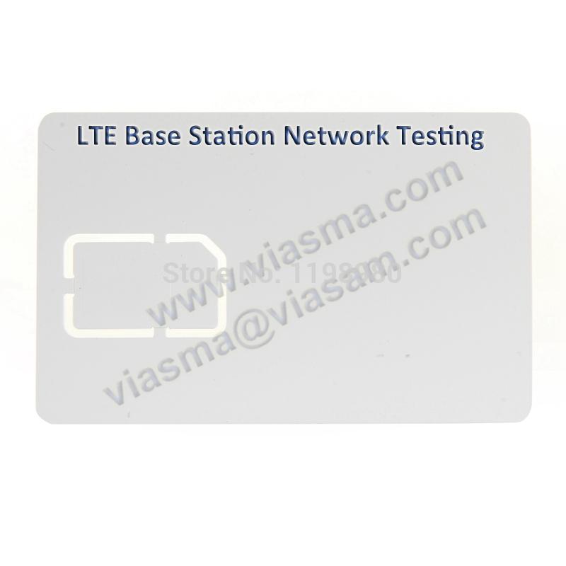 SIM-карта Viasma LTE USIM Milenage Blank USIM Card sim карта easyroaming с балансом 5$