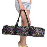 Portable 69cm Yoga Oxford Bag Beautiful Multifunctional Fashion Waterproof Yoga Bag Yoga Backpack Sports Gyms Bags Free Shipping