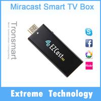 Tronsmart T2000 Miracast Smart TV Box DLNA Ezcast Pro Better than Ezcast M2 TV Stick MHL Airplay Support Windows iOS Andriod