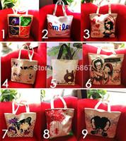 2014HOT!Women's Handbag women messenger bags Candy color chain shoulder bag women leather handbags Canvas bag