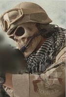 Dead bone mask  Halloween Toys Mask jungle warfare game Wind protection Horror Mask