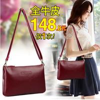 Hot Sale 2015 Women's Messenger Bag Leather Handbag Shoulder bag lady CrossBody Bag Satchel Purse Tote Bolsas Free Shipping