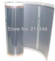 20 Square Meters Floor Heating Films Width 0.5m Lengh 40m 220V/230VAC