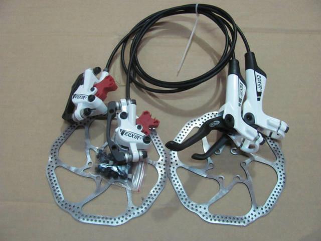 Велосипедные тормоза 2011 3 , & & Avid ELIXIR 3 велосипедные тормоза no r 2011 sh858s