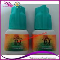 wholesale 10bottles Korea eyelash extension adhesive,eyelash extension glue,strong eyelash glue
