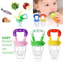 Silicona bebé chupetes Fruta y verdura Diversión Bite Gags Mordedor del Chupete Pezones regalo Productos de cuidado para bebés Artículos(China (Mainland))