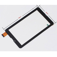 5 pcs * 7'' inch New Cable FPC-70F2-V01 Black Touch Screen Panel Digitizer Capacitive Screen Handwritten Tablet Screen