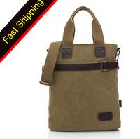 Canvas Laptop Handbag Messenger Bag For Notebook Computer Case Smart Cover Tablet Protector Bags  For Macbook Pro Air 13