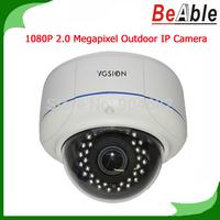 SONY IP Camera 2.0 Megapixel IR Camera Outdoor IP66 Metal Waterproof Camera 1080P 3-12 mm Motorized Lens 4X ZOOM CCTV Camera
