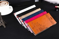 """30pcs /lot For iphone 6 4.7"""" left right Flip decorative Wallet Leather Cover Cases With Card Slots Cell Phone lether case"""