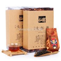 100g Chinese Dahong pao oolong tea alcohol Wuyishan Wuyi oolong tea spring new top grade organic pure natural green food