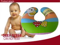 Ring Baby Pillow Velvet Foam U children Pillow Cartoon Style Pillow Nursing Pillow Baby Kids Pillow Protect Factory Direct SZ15