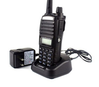 Favor #XP New Arrival BaoFeng UV-82 Dual-Band 136-174/400-520 MHz FM Ham Walkie Talkie Two-way Radio Transceiver