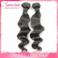 "Mocha Brazillian Loose Wave Hair 2Pcs Lot 8""-30"" Rosa Hair Products Brazillian Hair Weave Bundles Cheap 100g Loose Wave Wavy"