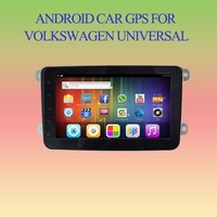 Android 4.2.2 Car GPS Player for Volkswagen Universal, BT, USB, SWC, WIFI, 3G