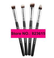 4pcs precision KIT P80P82P84P86 Cosmetic makeup brush