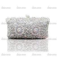 NEW ARRIVAL! 2014 explosion models unique gorgeous bag factory direct wholesale new Rhinestone evening bag diamonds Clutch purse