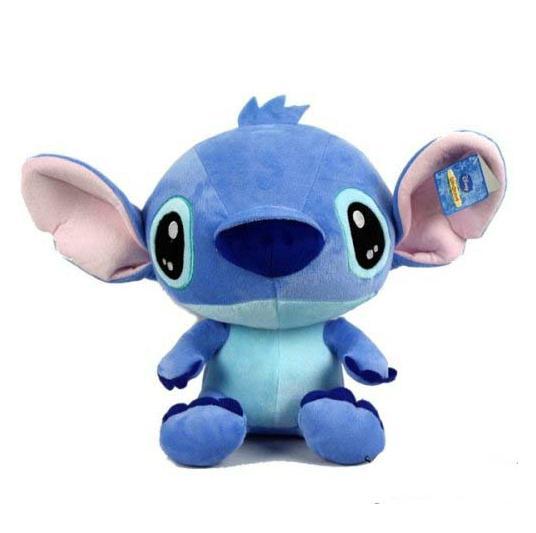 Hot Sale 30CM Cute Frozen Cartoon Lilo and Stitch Plush Toy Doll Stuffed Toys Dollss Wholesale Price T018(China (Mainland))