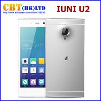 "Original IUNI U2 3G cell phone 4.7"" FHD 1920x1080 469ppi Snapdragon 800 2.2GHz 3GB RAM 32GB Android 4.3 WCDMA 16.0MP Camera"
