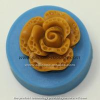 1Pcs flower silicone mold Cake decoration tool cake mould