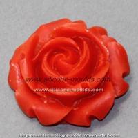 1Pcs flower silicone mold Cake decoration tool mini mould