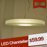 6W Led Bulb New design Fashion Hanging pendant light High quality Aluminum body Cord pendant 220V