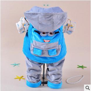 Vêtements d'hiver pour enfants ensembles de vêtements pour bébés ensemble bébé garçon ensembles garçons vêtements garçons filles ensemble vestes,&»manteaux conjuntos hoodies
