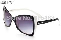 New Best quality fashion designer brand TF0175 women sunglasses vogue glasses cat eye eyewear 5cols free shipping