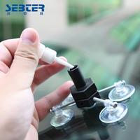 Automotive Glass Repair Tool Car Windshield Glass Repair Liquid Putty Kit