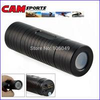 1080P Full HD Sports Waterproof Camera Camcorder Hemlet Camera Camcorder  Bullet Shaped for Motorcycle bike DV-02
