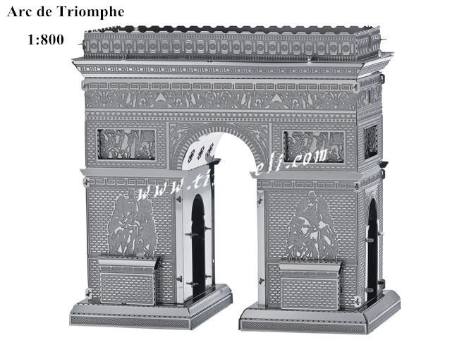 Пазл TD 3d diy 3d , 3d Triumphal arch пазл zhilebang z b188 2014 3d diy