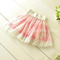 Wholesale Tassel baby tutu skirts, kids summer 2015,5pcs/lot