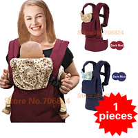 2014 hot sell New Warm Cotton Front & Back Baby Newborn Carrier Infant Comfort Backpack Sling Wrap For 0-3 Years
