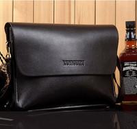 Bangor Men's Genuine Leather Handbag Shoulder Briefcase Laptop iPad Bag Purse Business Bag