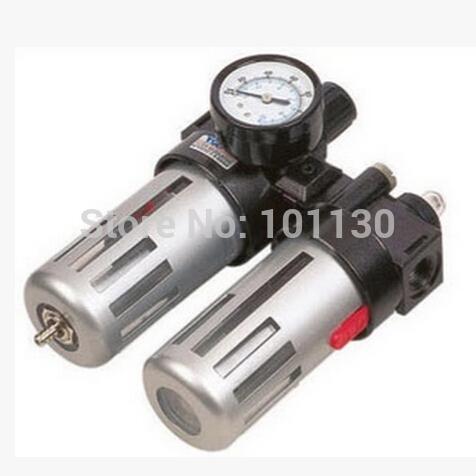 BFC3000 Air Pressure Regulator oil/Water Separator Filter Air filter regulator combination(China (Mainland))