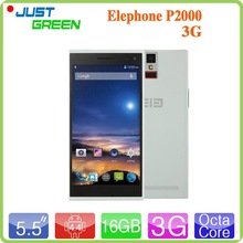 Elephone P2000 Android 4.4 Cell Phone MTK6592 Octa Core 1.7GHz 5.5Inch 1280x720P IPS 2GB RAM 16GB ROM 13MP 3G WCDMA Dual SIM NFC