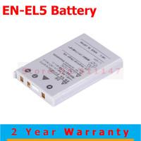 High quality 1100Amh EN-EL5 ENEL5 en el5 battery for Nikon COOLPIX P80 P90 P100 P500 P510 P520 battery batteries Free Shipping