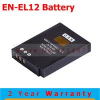 1400mAh Battery Pack for Nikon enel12 EN-EL12 Coolpix P330 AW110 S9500 S9400 S8000 S610 S620 S70 S9100 S1100 S610C New