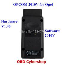 OP COM OP-COM 2010V Can OBD2 Diagnostic Tool for Opel Firmware V1.45 OPCOM  Auto Diagnostic Interface(China (Mainland))