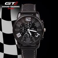 Silicon Gel Resin Watch Fashion mens watches brand luxury GT popular watch hot sale athletes sports army watch best accessories