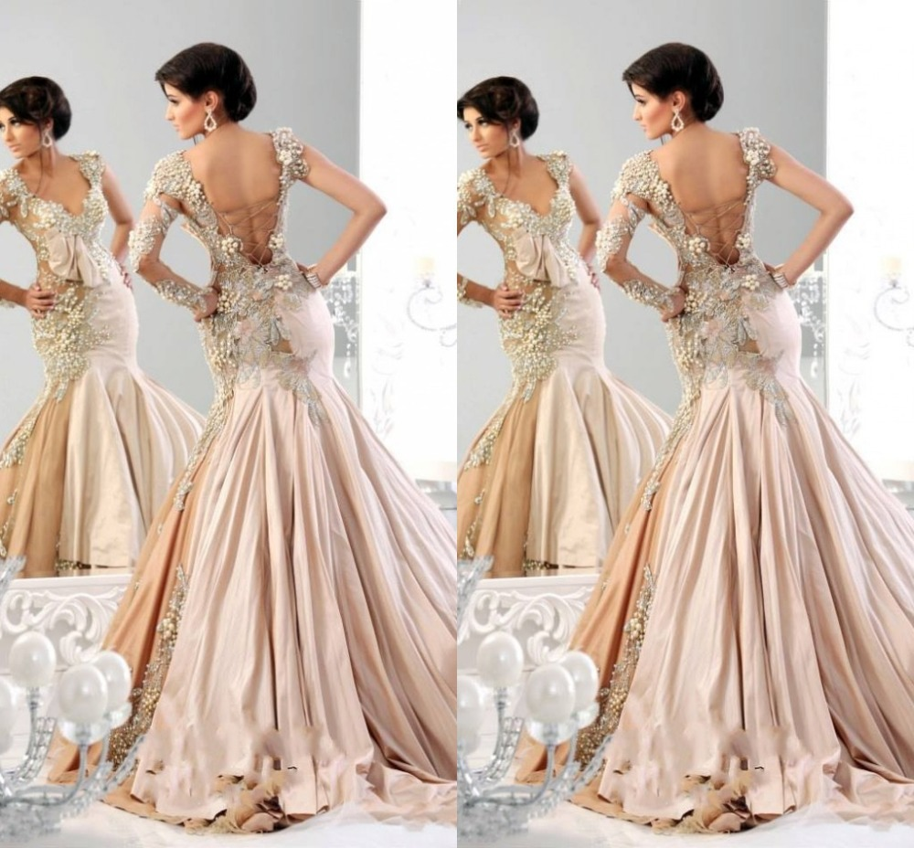 Вечернее платье Evening Dresses v Mermaid Evening Gowns