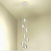 Crystal chandelier ball meteor shower lights 26 Bulb Lamp home decoration lighting